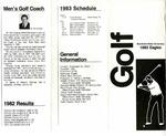 Golf Morehead State 1983