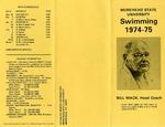 Swimming 1974-1975