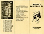 1975 Women's Basketball