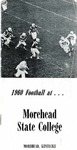 1960 Football at Morehead State College by Morehead State University. Office of Athletics.