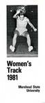 Women's Track 1981