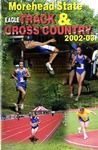 Eagle Track and Cross Country 2002-2003