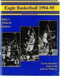 Eagle Basketball 1994-1995 Seniors
