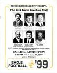1999 Football: Eagles Vs. Austin Peay