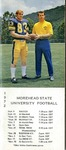 Morehead State Football 1972
