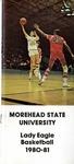 Lady Eagle Basketball 1980-1981