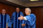 Winter Commencement - 2002 by Office of Communications & Marketing, Morehead State University