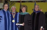 Spring Commencement - 2001