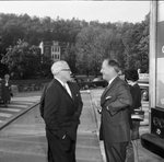 Senator John Sherman Cooper Visit