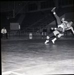 Wrestling Team match in January of 1967. by Office of Communications & Marketing, Morehead State University.
