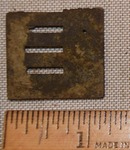 Harmonica Fragment - CS1127 by Morehead State University. History Department