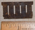 Harmonica Fragment - CS1128 by Morehead State University. History Department