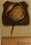 Davy Crockett Badge - CS2096