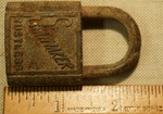 Bicycle Lock- B1046