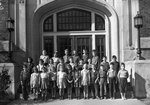 4th Grade Class - Breckinridge Training School, 1947 by Roger W. Barbour