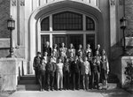 6th Grade Class - Breckinridge Training School, 1947 by Roger W. Barbour