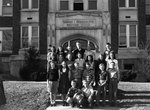 8th Grade Class - Breckinridge Training School, 1947 by Roger W. Barbour