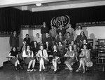 Annual Club - Breckinridge Training School, 1947 by Roger W. Barbour