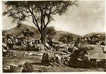 Accampamento nomade di Beni Amer by A. Baratti