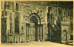 Cairo - Interior of Sultan Hassan Mosque