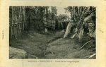 Dahomey - Porto Novo - Vieille rue da Village indigene