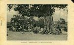 Dahomey - Porto Novo - Le Marche aux Moutons