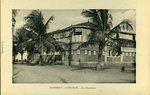 Dahomey - Cotonou - Le Blockhaus