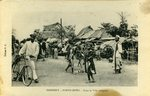 Dahomey - Porto Novo - Dans la Ville indigene