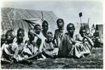 Indigenous People of Africa circa 1940.