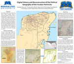 Digital History and Reconstruction of the Political Geography of the Yucatan Peninsula