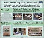 Glaze Station Expansion and Building