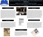 Fighting Racial Violence in Kentucky: The Anti-Lynching Movement, 1890-1930