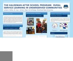 The Haldeman After School Program: Rural Service Learning in Underserved Communities