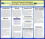 Doctoral Program Evaluation