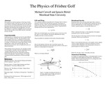 The Physics of Frisbee Golf