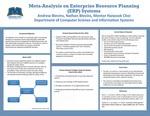 Meta-Analysis on Enterprise Resource Planning (ERP) Systems