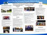 Connecting Past to Present through Children's Music: The Haldeman Community Center After School Program