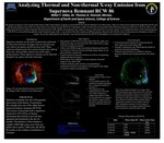 Analyzing Thermal and Non-thermal X-ray Emission from Supernova Remnant RCW 86