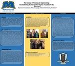 The Journey of Planning to Implementing: Reestablishing the Eta Epsilon Chapter of Lambda Pi Eta