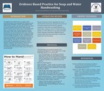 Evidence Based Practice for Soap and Water Handwashing