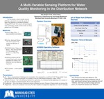 A Multi-Variable Sensing Platform for Water Quality Monitoring in the Distribution Network