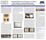 Bed Bug Behavior in Response to Odors by Hunter Dockery