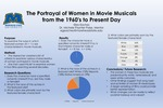 A Portrayal of Women in Movie Musicals from the 1960's to the Present Day by Eliza Eaches