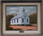 Cora Wilson Stewart Moonlight School by Cliff Johnson