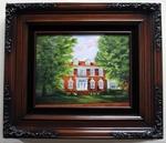 President's House by Yvonne Baldwin